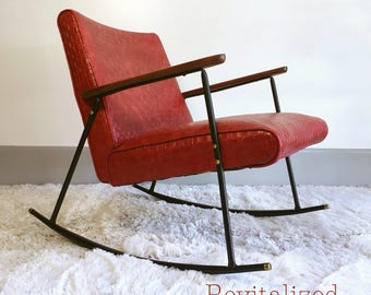 ultracool midcentury rocker