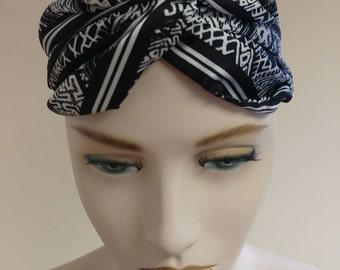 Twisted Turban Headband