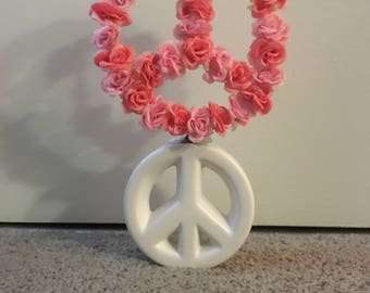 Peace Sign Flower