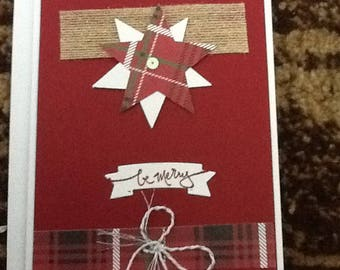 Be Merry, Christmas Cards