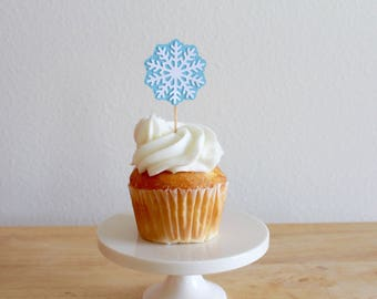 Winter Onederland cupcake toppers; Winter Onederland; Winter Onederland decorations; Winter Onederland decor; Winter Onederland boy