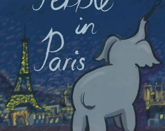 Pebble in Paris Hardback **Signed**
