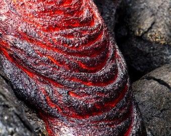 Rippling Lava