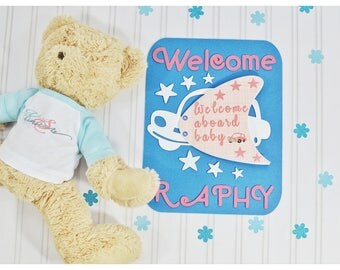 Boy car sign in, blue guestbook, personalized, guest book, baby boy car theme, cars, blue, red, baby welcome party, baby shower, baby boy