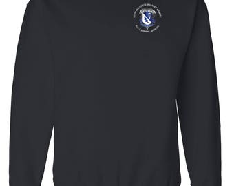 1/507th Parachute Infantry Regiment Embroidered Sweatshirt-6120