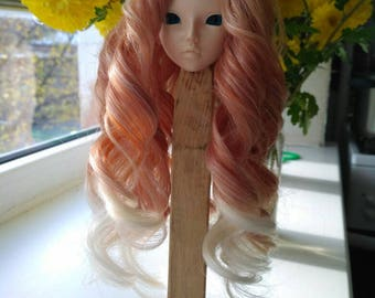 "Sale Wigs on Minifee, bjd ,MSD ,MNF, 7-8"" wig,Size 7-8"",minifee,wig minifee"