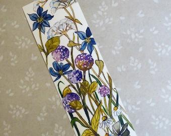 handmade bookmark