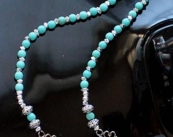 Turquoise Dream-Collier