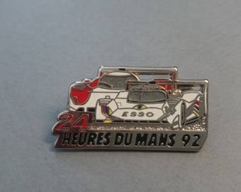 Pin's 24 hours of Le Mans 92 - shell - France