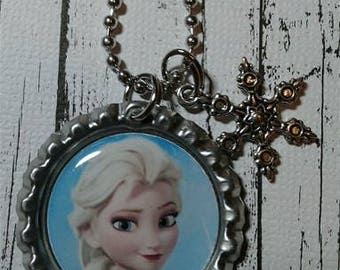 Frozen Elsa Necklace