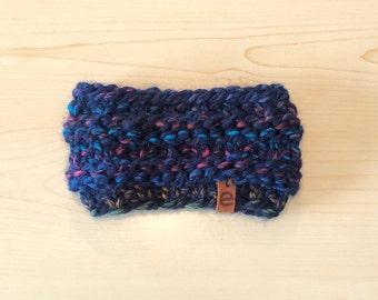 kids knit cowl