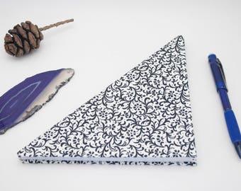 Triangle Hardcover Notebook Casebound Journal