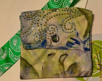 Personally Customized Handmade Wiccan Sachet/Bag