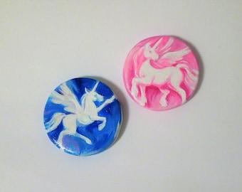 Pocket Unicorn Charm