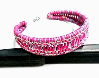 Bracelet - Macrame