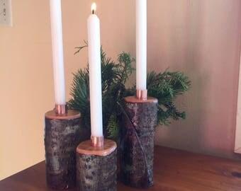 Candle sticks