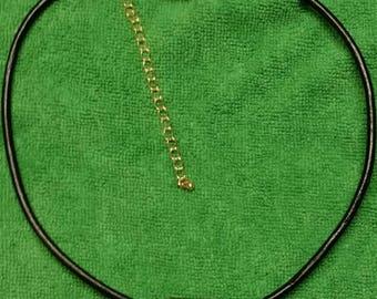 9-mm/.40 Caliber Cartridge Casing Necklace