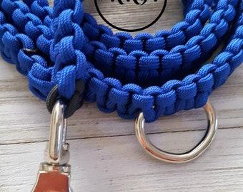 Handmade Dog Leash | Paracord Dog Leash | Dog Leash | Paracord Dog Lead | Custom Dog Leash | Pet Leash | Cobra Leash