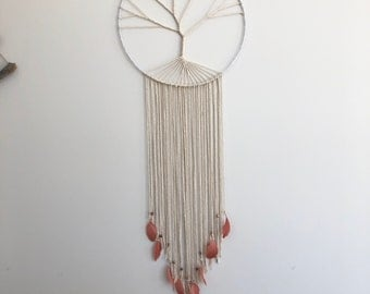 Large Tree of life dream catcher