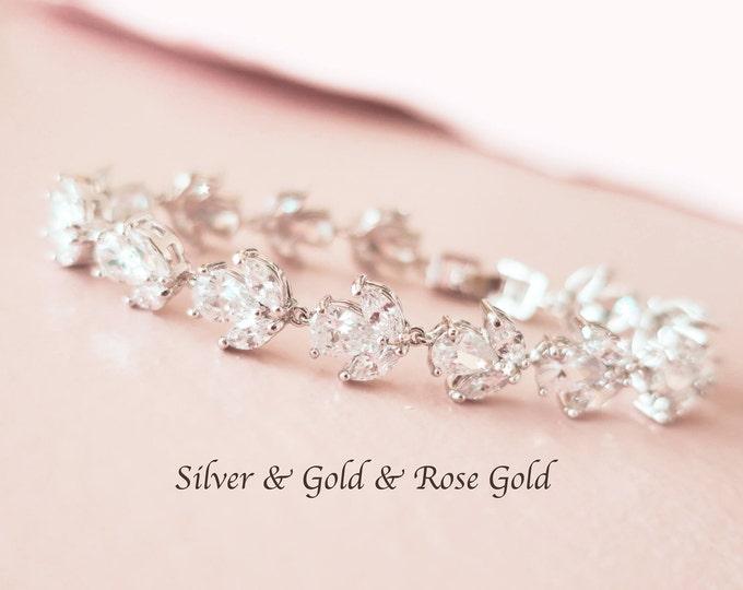 Crystal Wedding Bracelet ROXY
