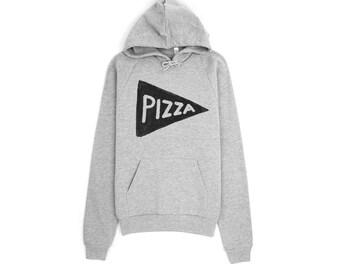 Hoodie Pizza Sweatshirt, tween boy gift, boyfriend gift, teen boy gift, husband funny valentine gift, graphic tee men gift, funny hoodie