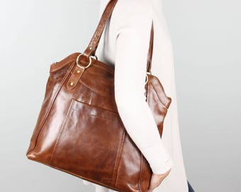 A Beautiful Collection of Leather Handbags and by TheLeatherStore