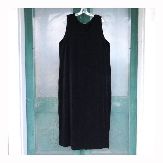Vikki Vi Sleeveless Slip Dress 2X/3X Various Colors Available