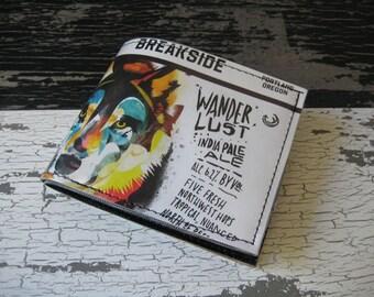Breakside Wanderlust Bi-Fold Beer Wallet