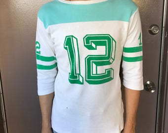 60s / 70s Number 12 Jersey T-Shirt