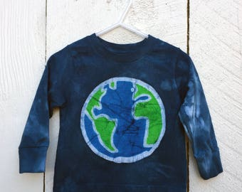 Earth Day Shirt, Toddler Earth Day Shirt, Boys Earth Day Shirt, Girls Day Earth Shirt, Kids Earth Day Shirt, Kids Earth Shirt (18 months)