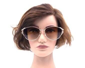 vintage cat eye sunglasses. rose gold. metal frames. sun glasses. 90s cat eye sunglasses. retro cat eye sunglasses. gold cat eye glasses 210