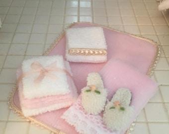 Mini Baby Bath Bed Items