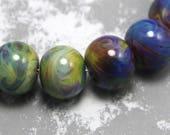 StrikingColor LGFS Twisted Rainbow Bead Set