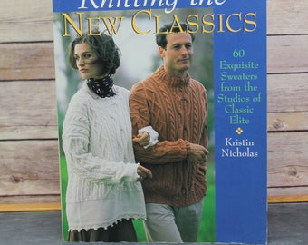 Knitting the New Classics by Kristin Nicholas, Knitting Patterns