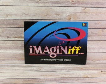Imaginiff Game, The Funniest Game You Can Imagine