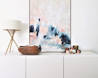 Large original abstract painting/Abstract art
