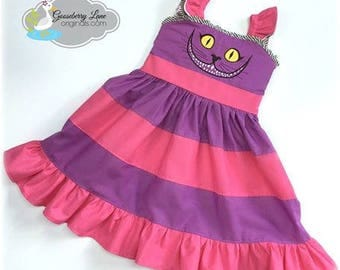 Gooseberry Lane Originals Cheshire Cat Dress