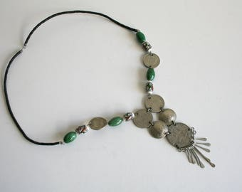 Peru Coin Necklace