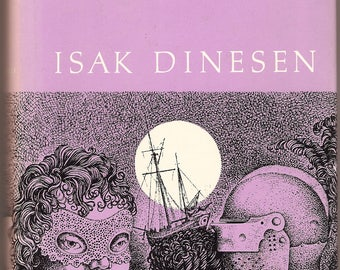 Isak Dinesen Carnival 1977 HC Short Stories Posthumous Out of Africa Author