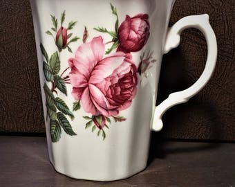 Royal Grafton Fine Bone China Roses Mug