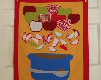 Applesauce Wall Hanging Banner