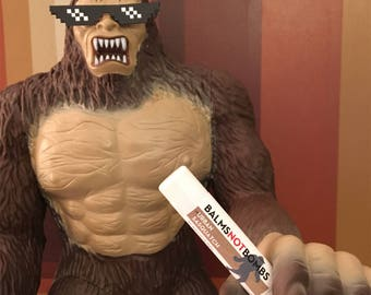 NEW! Urban Sasquatch Lip Balm - All-Natural, Handcrafted