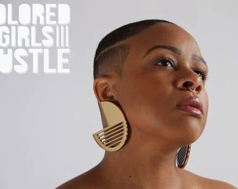 Ninety Earrings by Colored Girls Hustle