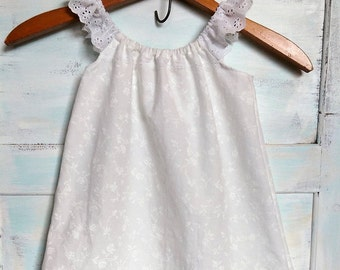 Boho Flower Girl Dress Size 5 Ellie Ann and Lucy