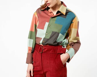 Velvet 70's pants