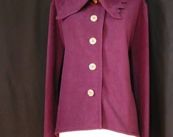 Jack plum jacket