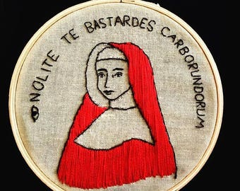 Handmaids Tale Embroidery