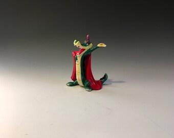 Vintage Ben Ali Alligator from Fantasia