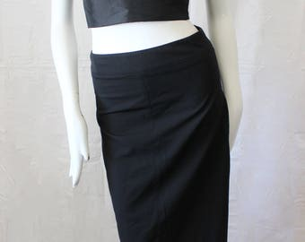Vintage fitted pencil skirt by Gucci