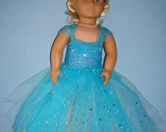 American doll tutu